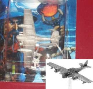 105 Crimson Skies Grumman E 1C Avenger Interceptor Aircraft NIB