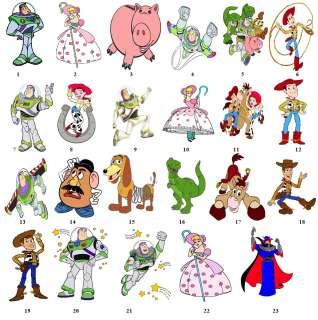 Toy Story Birthday Return Address Labels Gift Favor