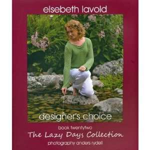 Lavold Lazy Days Collection Knitting Pattern Book