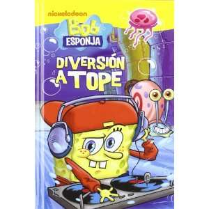 DIVERSION A TOPE BOB ESPONJA(9788415239772) (9788415239772