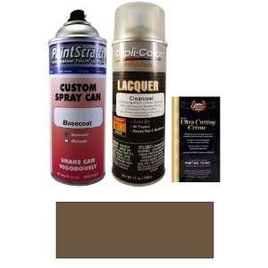 12.5 Oz. Dark Beechwood Metallic Spray Can Paint Kit for