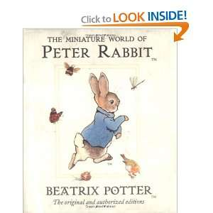 World of Peter Rabbit: 12 copy drawer (Peter Rabbit Mini World