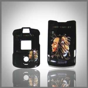 Bob Marley Reggae Designd ABS Design case cover for