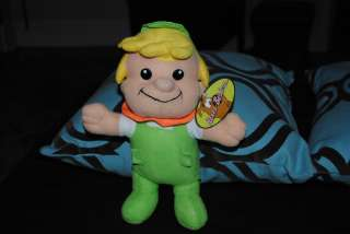 The Jetsons ELROY Boy Son Plush Stuffed Animal Doll Hanna Barbera W