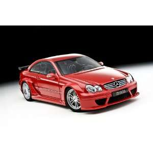 Mercedes Benz CLK DTM AMG Street Version Coupe in Red 1