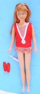 1964 SKIPPER DOLL #950 TITIAN RED HEAD MINT BARBIE