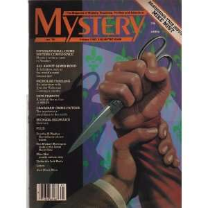 Mystery January, 1982 The Magazine of Mystery, Suspense