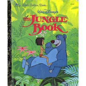 JUNGLE BOOK Rudyard (Adapted From the Mowgli Stories By) Kipling