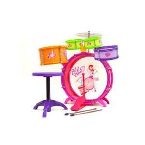 Big Band Toy Drum Set Toys & Games