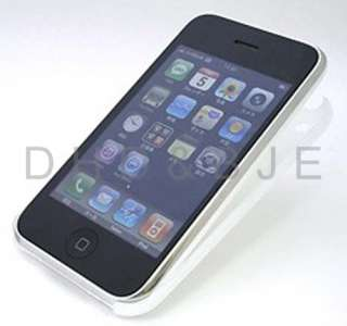Clear ultra thin air case jacket 0.7 mm for iPhone 3Gs