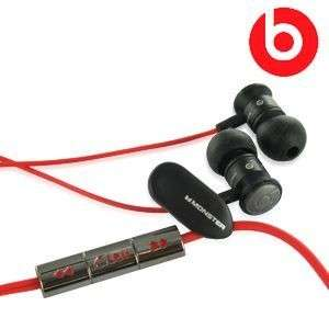 Monster ibeats Beats by Dr Dre HP In Ear Earbud Headphone for iphone