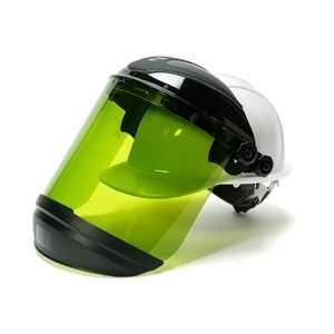 Shield ArcFlash 9.9cal Black Crown and Chin Guard