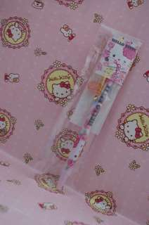 Sanrio Hello Kitty Rose Series Black Ball Pen 2011 NEW