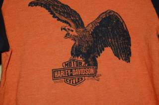 HARLEY DAVIDSON FAIRBANKS ALASKA HD T SHIRT YOUTH 10/12