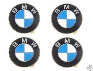 BMW Center Cap Stickers Emblems   70mm 5694