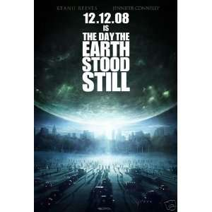 THE DAY THE EARTH STOOD STILL Movie Poster   Flyer   14 x