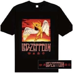 Led Zeppelin, Swan Song T shirt