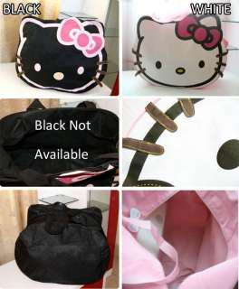 Huge Hello Kitty Travel Shoulder Tote Hand bag purse