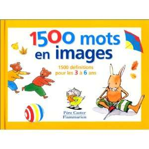Mille cinq cents mots en images (9782081612372) Robert Giraud Books