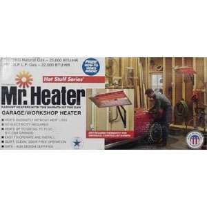 MR. HEATER CORP. F272200 GARAGE/WORKSHOP HEATER
