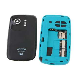 Phone Dual SIM Card TV FM Bluetooth 2.0 Inch QWERTY Cellphone