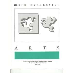Expressive Arts ARTS (4 H 1525) Mary Jane Engh, Clint Keller Books