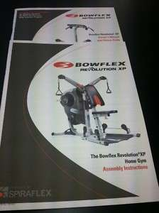 bowflex xtreme se home gym manual