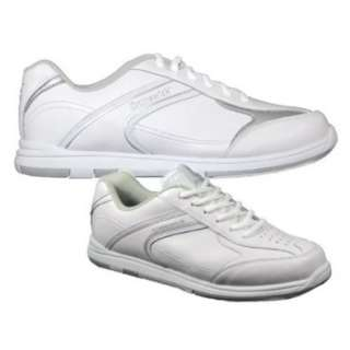 Brunswick Flyer Youth Bowling Shoes  White Shoes
