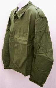 Vintage NEW   Never Issued Swedish Military / Army Work Jacket 2XL
