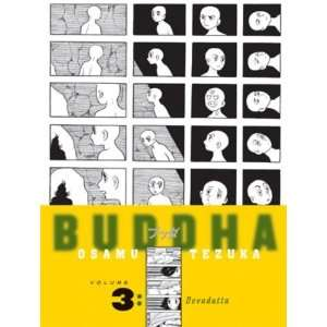 Buddha, Devadatta Buddha, Vol. 3 Devadatta [Hardcover] Osamu Tezuka