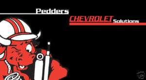 2010 10 Chevy Camaro Pedders Suspension Bushing Kit