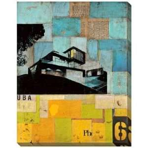 Sustainable Living III Giclee 48 High Wall Art: Home