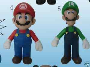 Nintendo Super Mario Bros. Figures Set