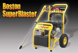 NEW 7HP 3950PSI HIGH PRESSURE WATER WASHER CLEANER