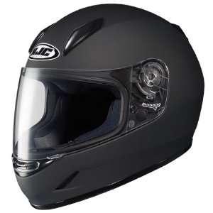 HJC CL Y Youth Full Face Motorcycle Helmet Matte Black Medium M 224
