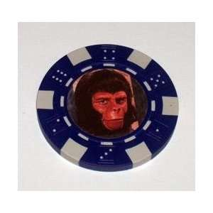 Planet of the Apes Las Vegas Casino Poker Chip LIMITED