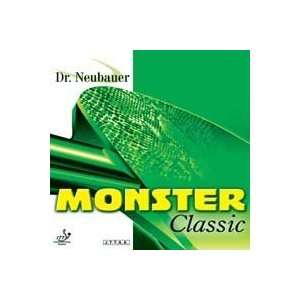 DR NEUBAUER Monster Classic Table Tennis Rubber Sports