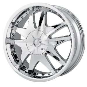 20x8.5 MPW Style MP103 (Chrome) Wheels/Rims 5x108/114.3