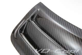 MERCEDES W204 AMG C63 REAL CARBON SIDE VENT COVERS