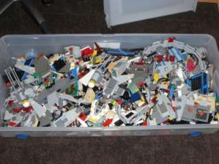 LEGO STAR WARS HUGE LOT, 50LBS, SLAVE 1, FALCON, Y WING, TIE BOMBER