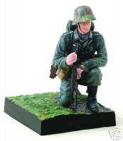 WW II German Soldier Action Figure, Stalingrad 1942