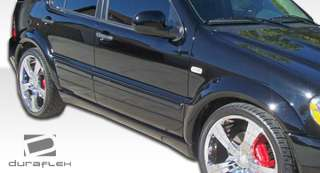 98 01 Mercedes ML Class W163 W 1 Fender Flares Duraflex Fiberglass