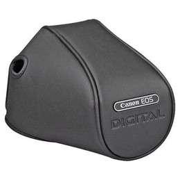 Genuine Canon EH18 L Digital SLR Camera Leather Case EOS Rebel XT XTi