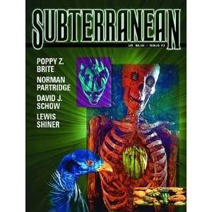 Subterranean Magazine Issue #3: William Schafer: Books