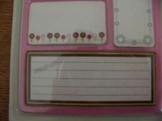 Scrapbooking card making clear stamps paper tags 2 pkg.