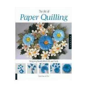 Quarry Books   The Art Of Paper Quilling