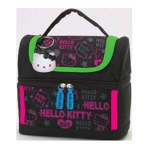 Hello Kitty Lunch Bag Neon