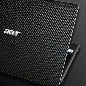 ACER Aspire Timeline 3810TZ Laptop Cover Skin [Carbon