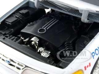model of ford crown victoria ottawa police car die cast model car by