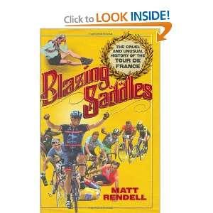 Blazing Saddles (9781847241559) Matt Rendell Books